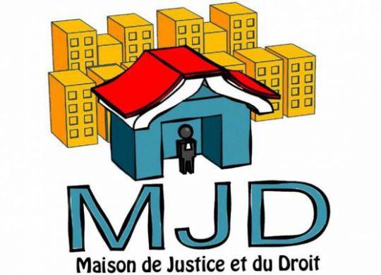 logo maisons de la justice et du droit