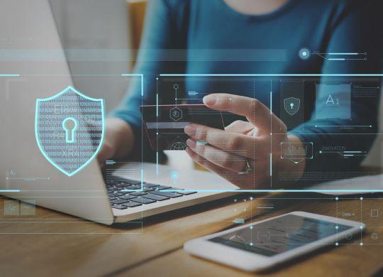 Système de sécurité de données Shield Protection vérification