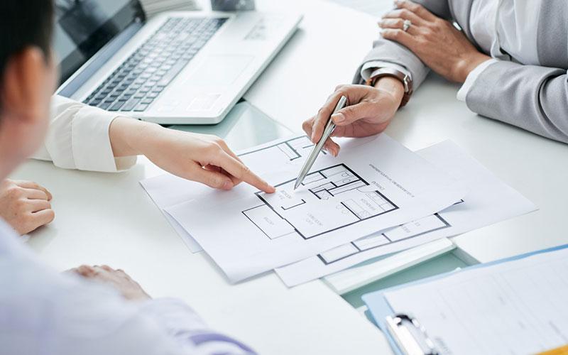 Acheter un appartement sur plan permet notamment d'acquérir un logement personnalisable