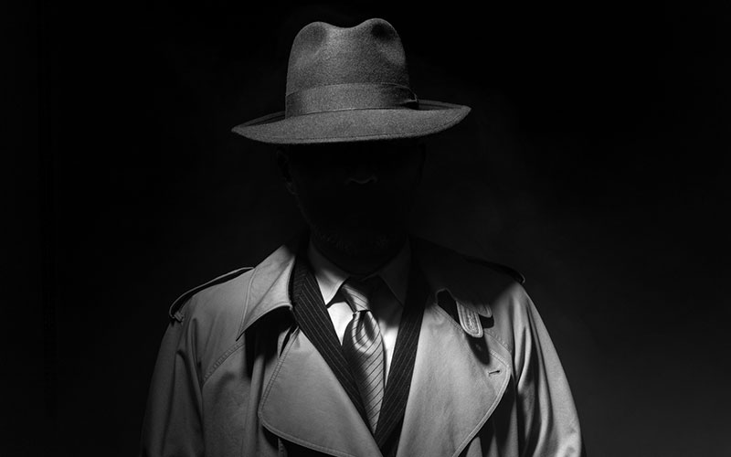 services d'un détective privé
